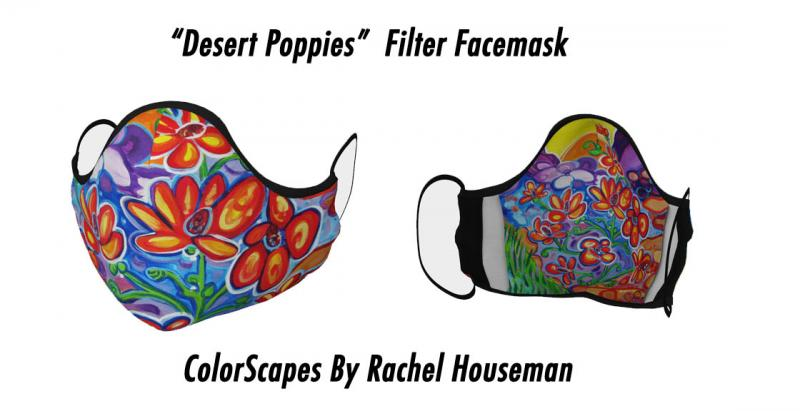 Filter Face Mask, Rachel Houseman, Fashion Face Mask, Face Mask, Masks, Filter