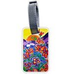 Luggage Tag, Travel Accessories Rachel Houseman, Designer Travel Gear, Travel
