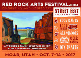Moab, Art festival, Red Rock Festival, Rachel Houseman, ColorScapes, Fine Art
