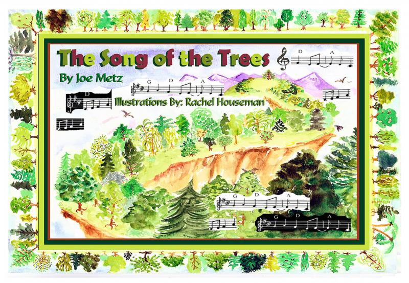 Rachel Houseman, The Song of the Trees, Children's Book