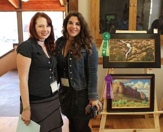 Rachel Houseman, Artist, ColorScapes, Moab Plein Air Festival